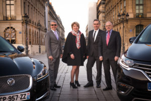france luxury cab english speaking driver